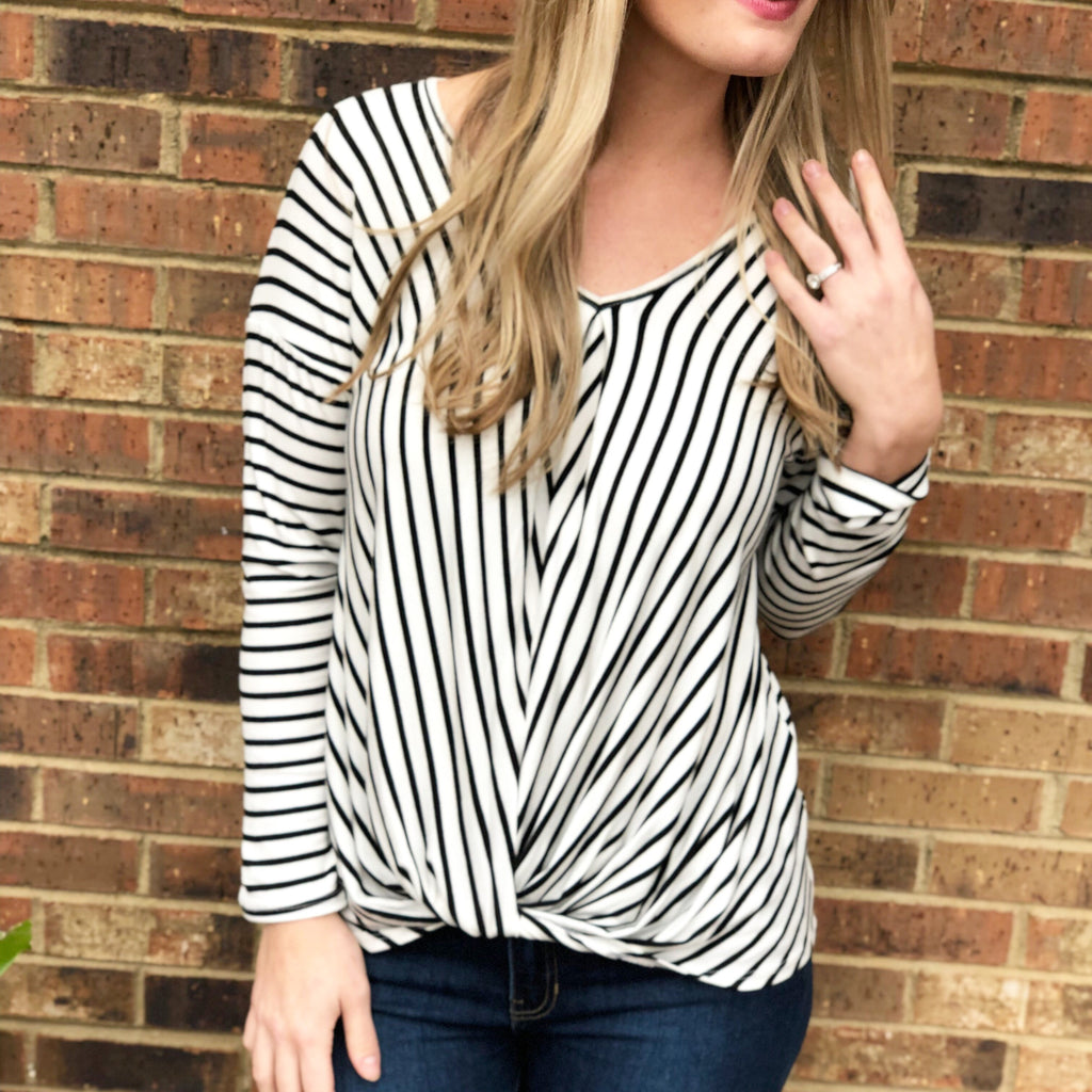 Show Your Stripes Top