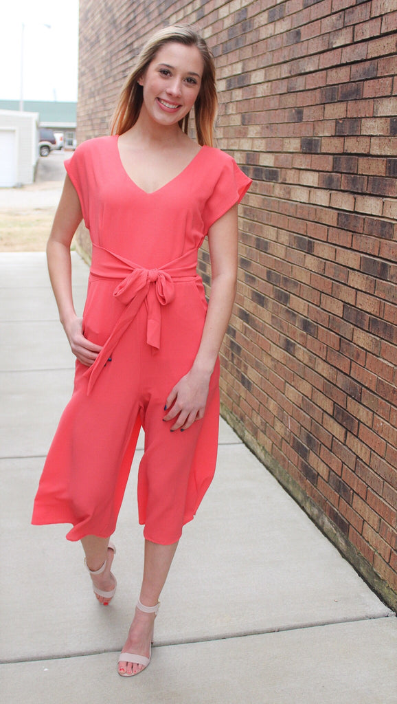Spring Queen Jumpsuit