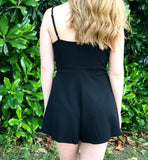 Out All Night Romper