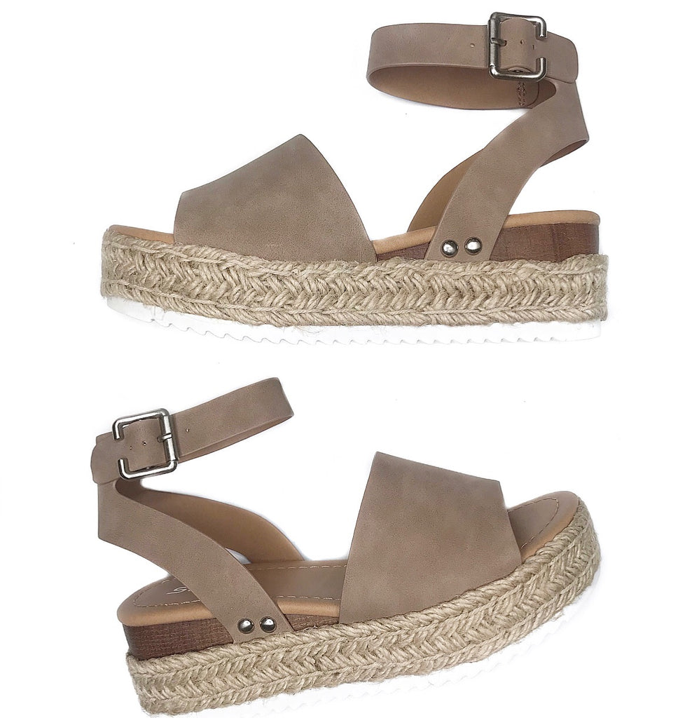 Topic Platform Sandal