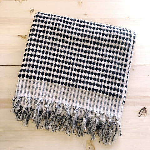 Turkish Woven Buldan Cotton Towel