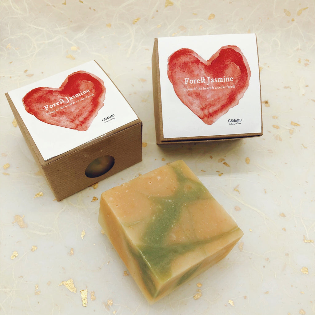 Forest Jasmine Chunk Soap