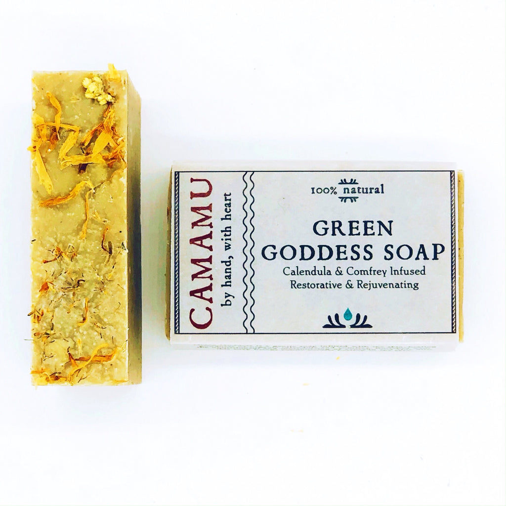 Green Goddess Soap