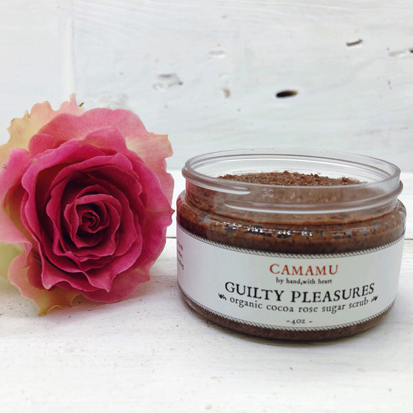 Guilty Pleasures - Cacao Rose Sugar Scrub