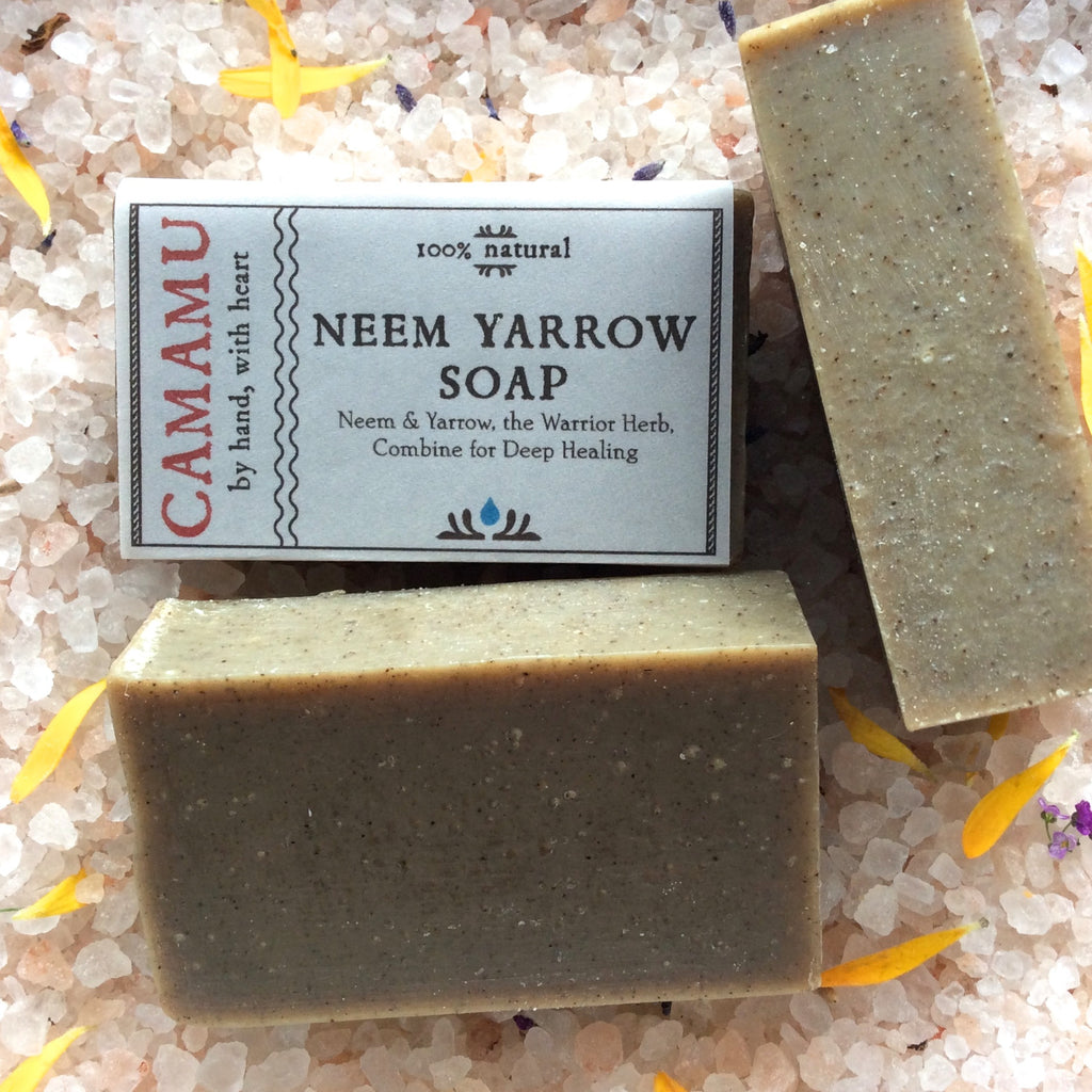 Neem Yarrow Soap