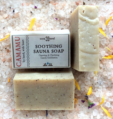 Soothing Sauna Soap