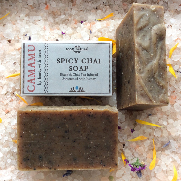 Spicy Chai Soap