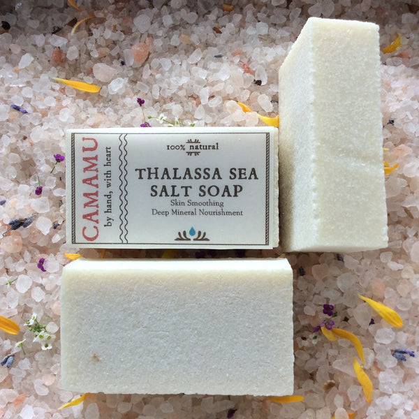 Thalassa Sea Salt Soap