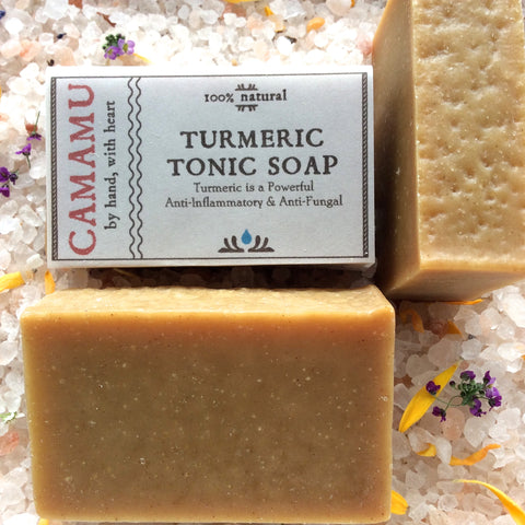 Turmeric Tonic Soap