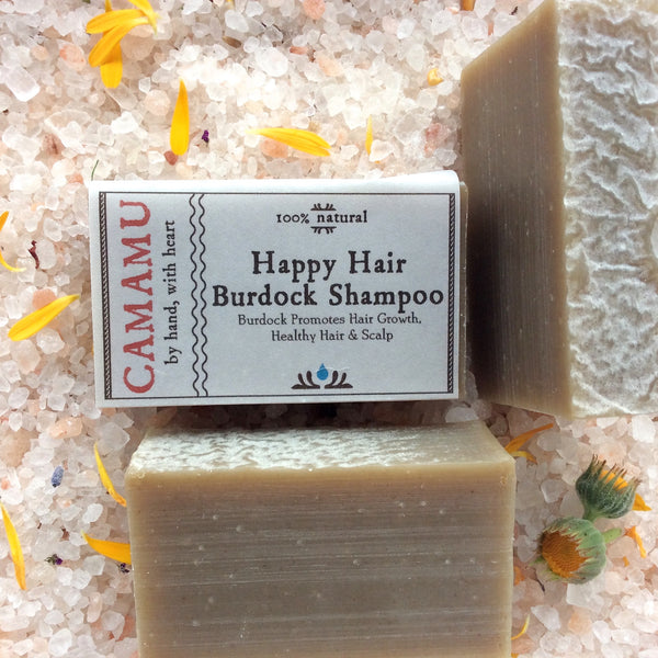 Happy Hair Burdock Root Shampoo
