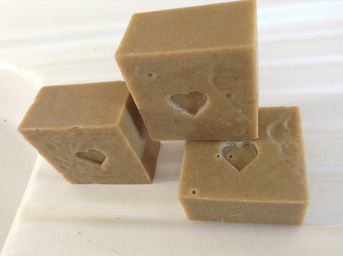 Double Olive Castile Chunk Soap
