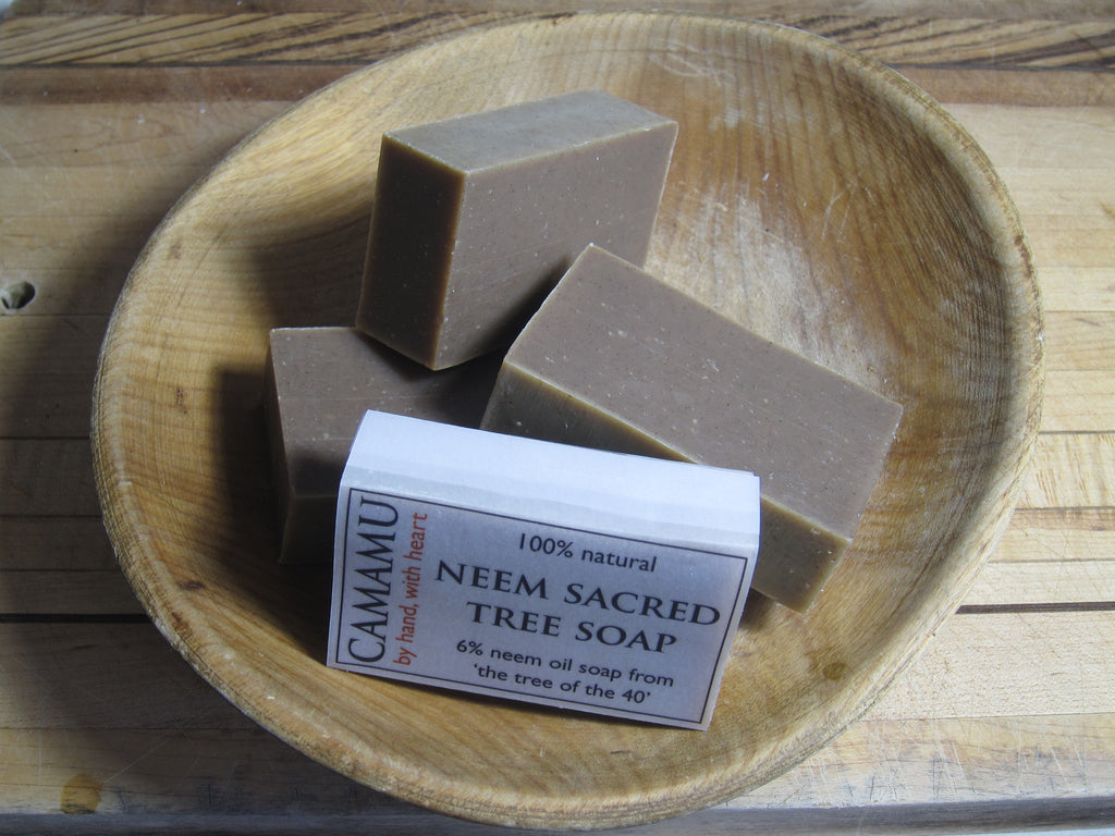 Neem 'Sacred Tree' Soap