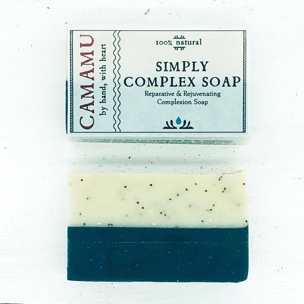 Simply Complex Soap