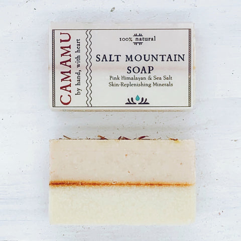 Salt Mountain Soap
