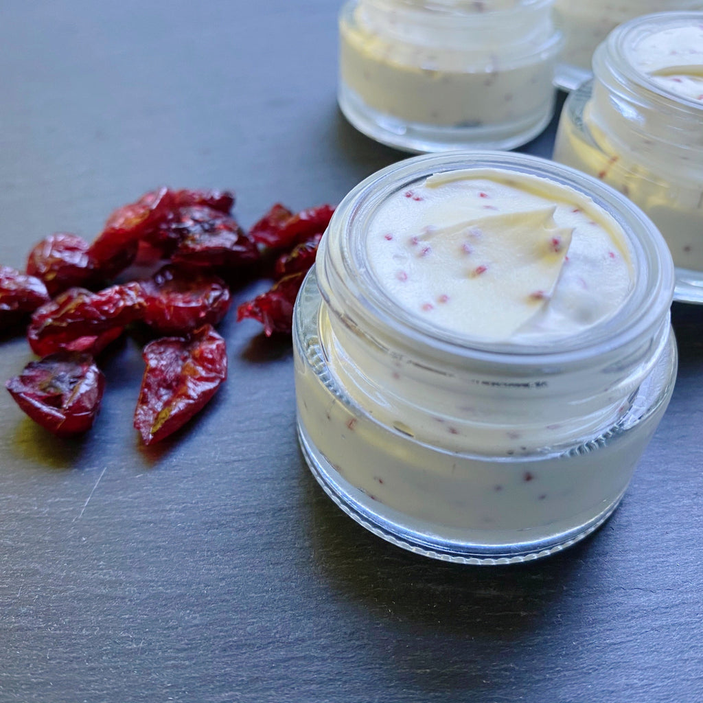 Scrumptious: Cranberry Pistachio Whipped Lip Butter.    NEW!