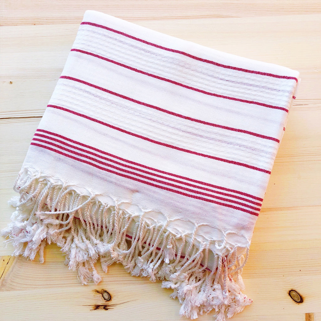 Turkish Traditional Pestemal Towels
