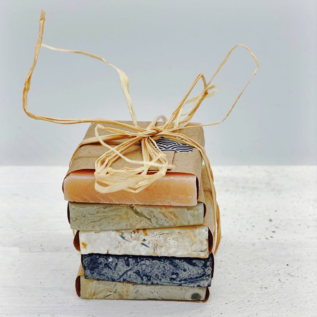 Camamu Soap Sampler Bundle