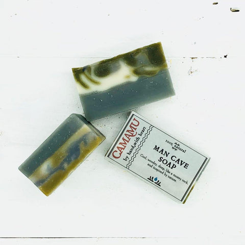Man Cave Soap NEW