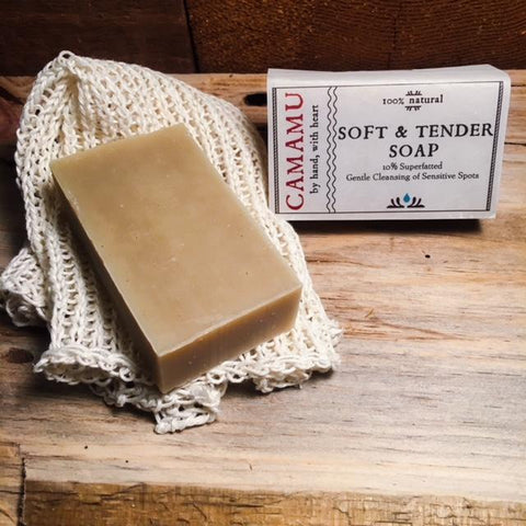 Soft and Tender Soap (formerly known as Feminine Soft Soap)
