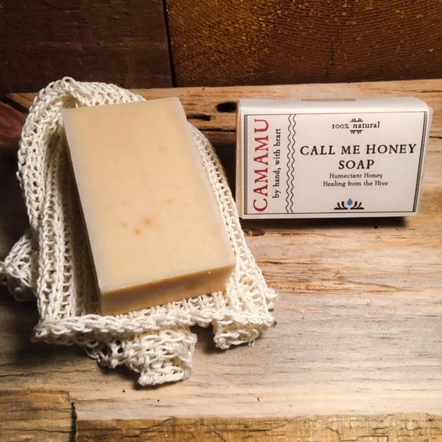 Call Me Honey Soap (formerly known as Honey Bee Soap)