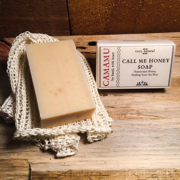 Call Me Honey Soap