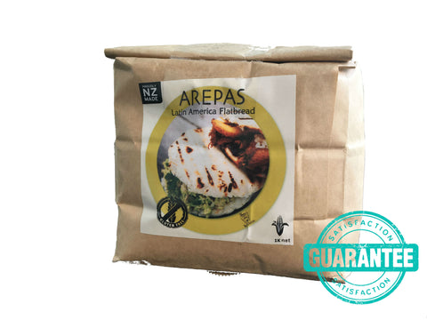 Products – Arepas