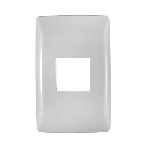 Crabtree - Diamond 2 Way Cover Plate 4 x 2 - 10002/601