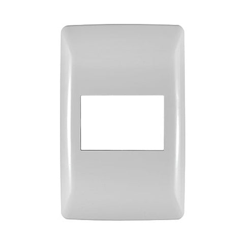 Crabtree - Diamond 3 Way Cover Plate 4 x 2 - 10003/601