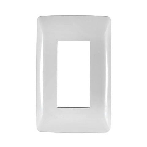Crabtree - Diamond 4 Way Cover Plate 4 x 2 - 10004/601