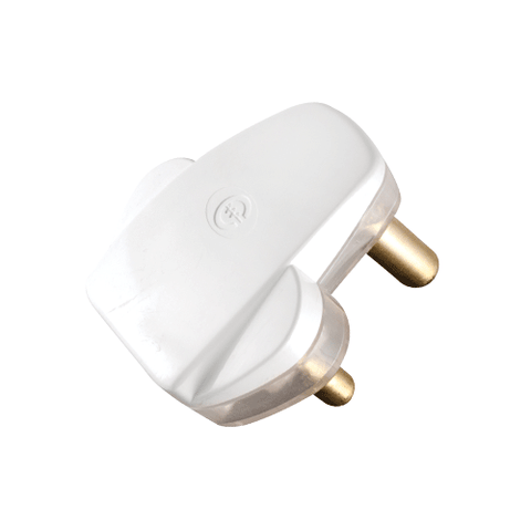 Crabtree Plug Top Slim 16A White 1048P