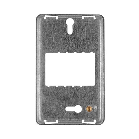 Crabtree - Diamond 1-3 Lever Grid Plate 4 x 2 - 10730/000