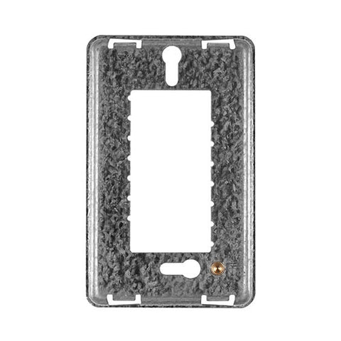 Crabtree - Diamond 4 Lever Grid Plate 4 x 2 - 10740/000