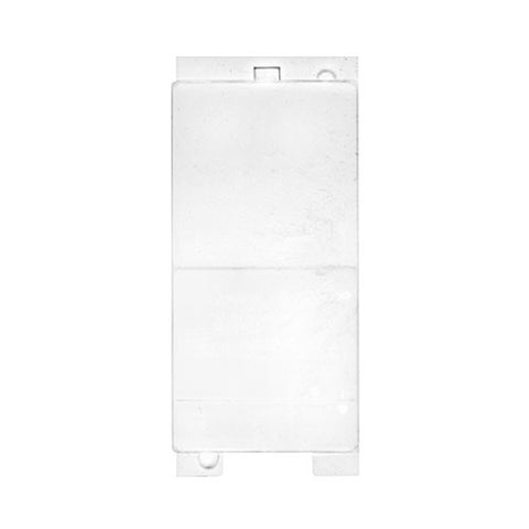 Crabtree - Diamond 1 Module Blank - 10999/001