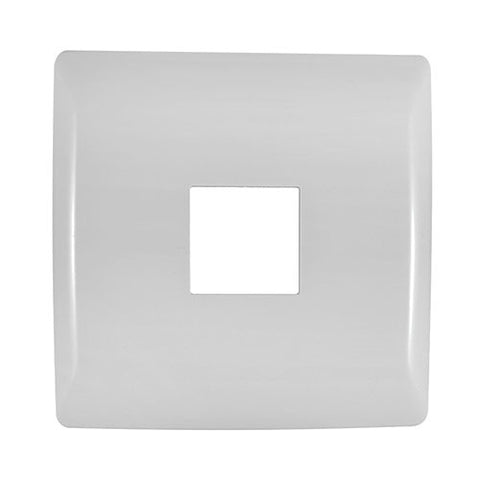 Crabtree - Diamond 2 Way Cover Plate 4 x 4 - 12002/601