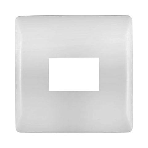 Crabtree - Diamond 3 Way Cover Plate 4 x 4 - 12003/601
