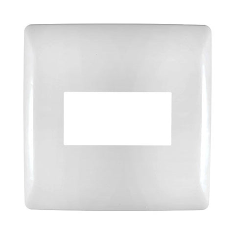 Crabtree - Diamond 4 Way Cover Plate 4 x 4 - 12004/601