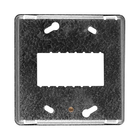 Crabtree - Diamond 1-3 Lever Grid Plate 4 x 4 - 12740/000