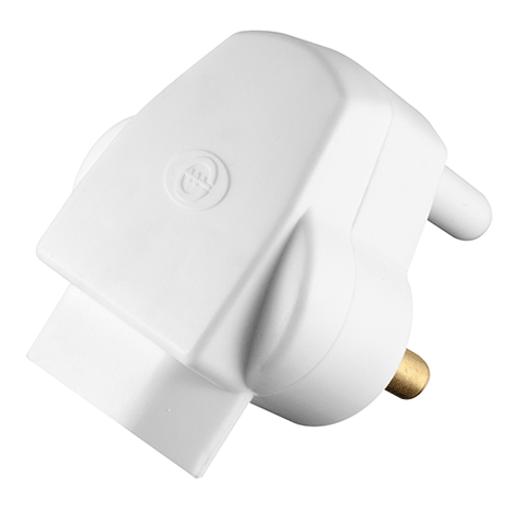 Crabtree Plug in Adaptor Euro-Mate C2010P
