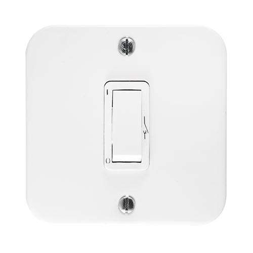 Light Switches & Plug Sockets   DIY Electrical Supplier – Crabtree ...:Crabtree - 1 Lever 1 Way Switch in Surface Box - 7370P,Lighting
