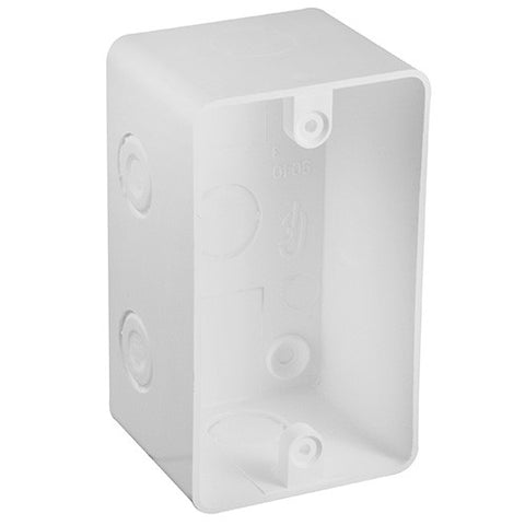 Crabtree - Wall Box - 100mm x 50mm x 36mm - '9036