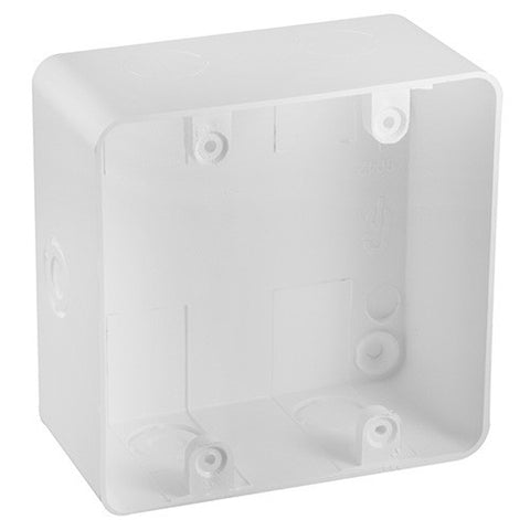 Crabtree - Wall Box - 100mm x 100mm x 36mm - '9038
