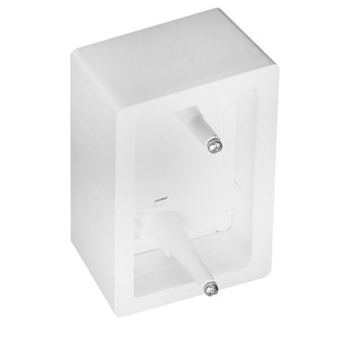 Crabtree - Extension Box SAU20 - 100mm x 50mm - '9051