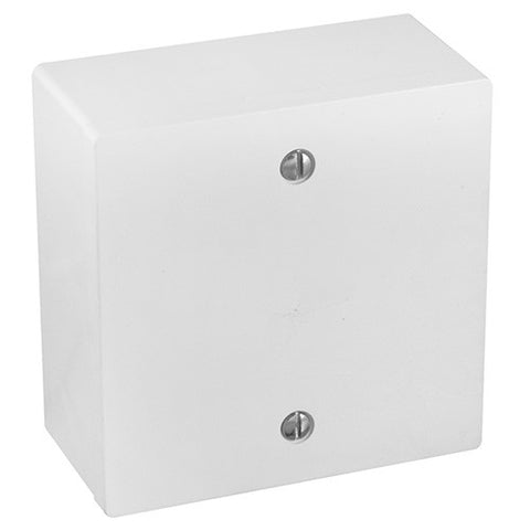 Crabtree - Surface Box and Lid - 82mm x 82mm x 30mm - '9150