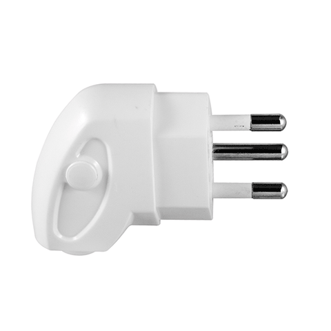 Crabtree Slimline Plug Top 16A White 1071P