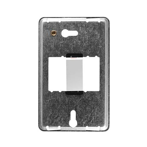 Diamond 1 Lever 2 Way Switch Grid Plate 4 x 2