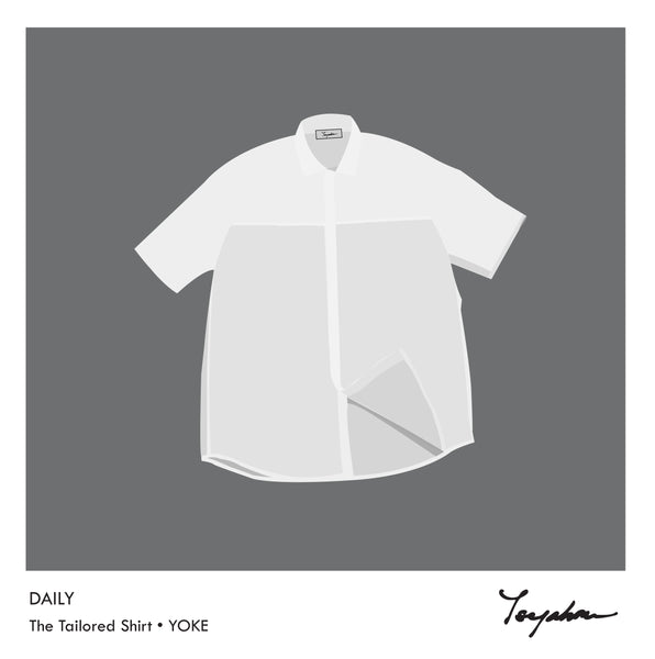 The Tailored Shirt • YOKE