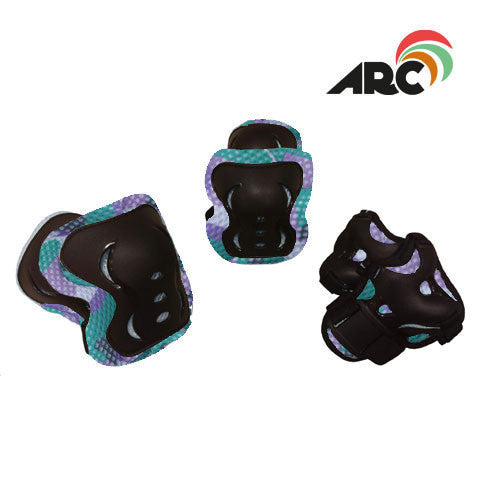 Arc Kids Gear (Camo Purple/Green)