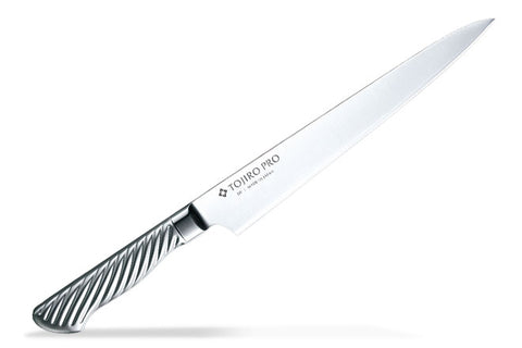 Tojiro Pro VG10 All Stainless Steel Carving Knife 210mm F-896