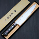 "Tojiro DP Cobalt Alloy Steel VG10 by 3-Layers Chef's Knife 210mm 8.2"" F-808"