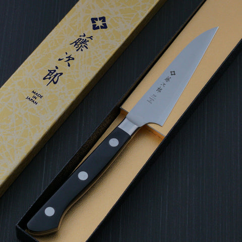 Tojiro DP Cobalt Alloy Steel by 3-Layers Paring Knife 90mm F-800